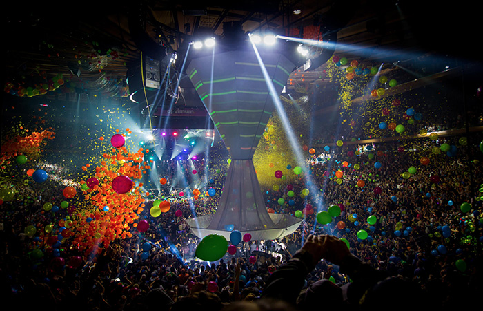 PHISH – New Year's Eve at Madison Square Garden